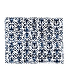 Heather Dutton Mythos Oceanic Woven Throw