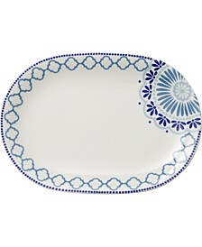 Tea Passion	 Medina Set/2 Snack Plates