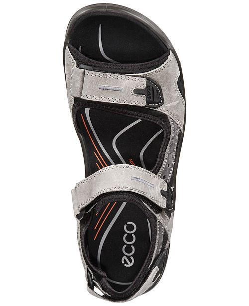 ffdae6570905 Ecco Men s Yucatan Sandals   Reviews - All Men s Shoes - Men - Macy s