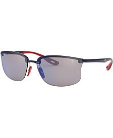 Ray-Ban Polarized Sunglasses, RB4322M 63
