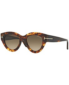 Sunglasses, FT0658 51