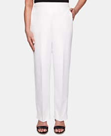 Alfred Dunner Petite Cayman Islands Pants