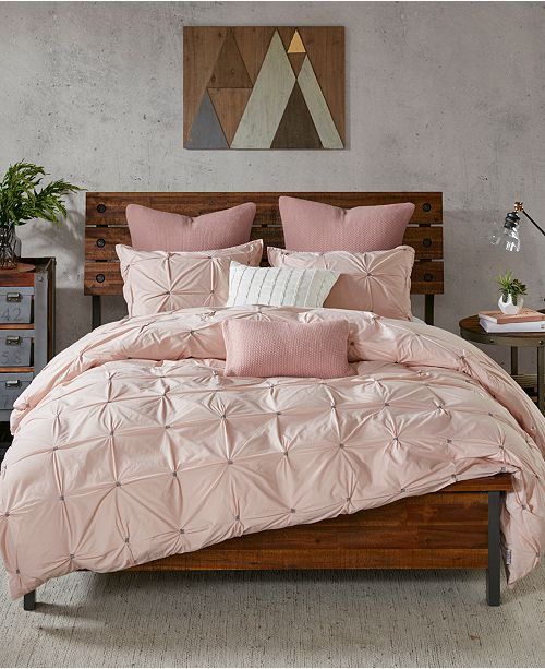 INK+IVY Masie 3-Pc. King/Cal King Cotton Comforter Mini Set