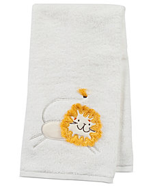 "Creative Bath Towels, Animal Crackers 16"" x 27"" Hand Towel"