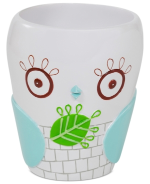 Creative Bath Accessories, Give a Hoot Tumbler Bedding
