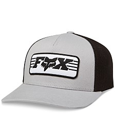Fox Men's Flex-Fit Logo Graphic Hat