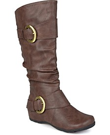 Women's Extra Wide Calf Paris Boot