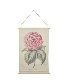 "Brewster Home Fashions Camellia Hanging Tapestry - 49.5"" x 25.5"" x 0.125"""