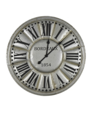Brewster Home Fashions Pherius Tin Clock