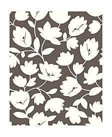 """Matilda Floral Wallpaper - 396"""" x 20.5"""" x 0.025"""""""