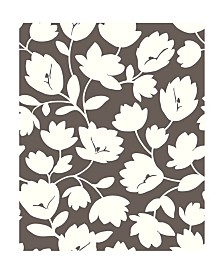 "Brewster Home Fashions Matilda Floral Wallpaper - 396"" x 20.5"" x 0.025"""