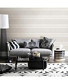 """Gravity Stripe Wallpaper - 396"""" x 20.5"""" x 0.025"""""""