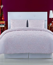 Christian Siriano Pretty Petals King Duvet Set