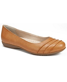 Clara Dress Flats