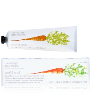 The Cottage Greenhouse Carrot & Neroli Handcreme, 4-oz.