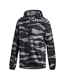 Men's Camo Own The Run Windbreaker