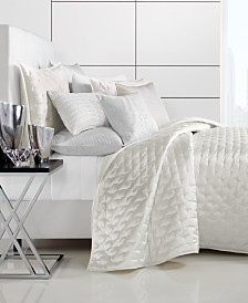 Hotel Collection Moire King Coverlet, Created for Macy's