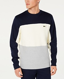 Lacoste Men's Colorblocked Sweatshirt
