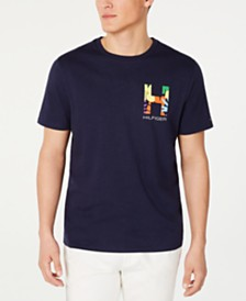 Tommy Hilfiger Men's Reef Logo Graphic T-Shirt