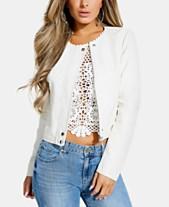 b22f4809 GUESS Coats & Jackets for Women - Macy's