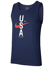 Nike Men's Graphic Tank Top