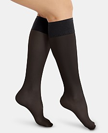 Spanx Graduated Hi-Knee Socks