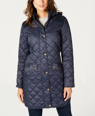 barbour quilted