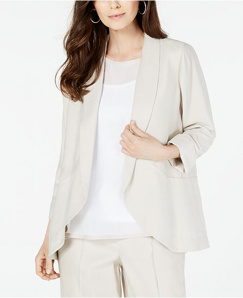 Alfani Shawl-Collar Soft Blazer, Created for Macy's