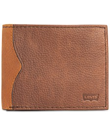 Levi's® Men's Robert RFID Traveler Wallet
