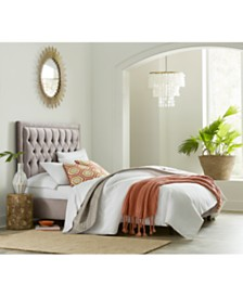 Martha Stewart Skylands Layla Bed Collection, Quick Ship, Created for Macy's