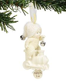 RETIRING IN 2019 Snowbabies Choo-Choo, Baby's 1st Ornament