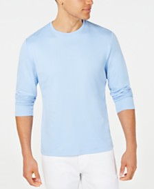 Alfani Men's Long Sleeve T-Shirt, Created for Macy's