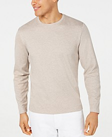Men's Long Sleeve T-Shirt, Created for Macy's