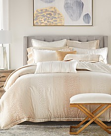 Classic Ombré Leopard Bedding Collection, Created for Macy's