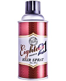 18.21 Man Made Premium Hair Spray, 10-oz.