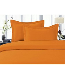 Luxurious Silky - Soft Wrinkle Free 2-Piece Duvet Cover Set, Twin/Twin XL