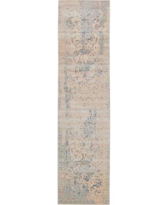 Caan Can1 Beige 10' x 13' Area Rug