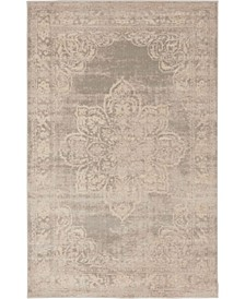 Global Rug Design Caan Can4 Gray Area Rug Collection