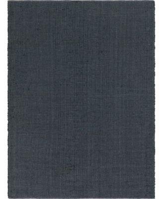 Prisma Jute Prs1 Dark Gray 9' x 12' Area Rug
