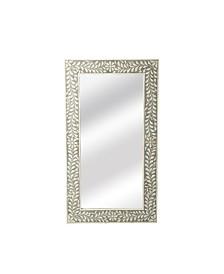 Butler Vivienne Bone Inlay Mirror