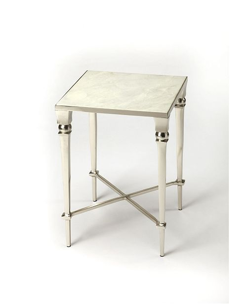 Butler Specialty Butler Darrieux Marble End Table