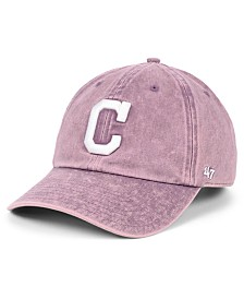 '47 Brand Cleveland Indians Snow Cone Strapback Cap