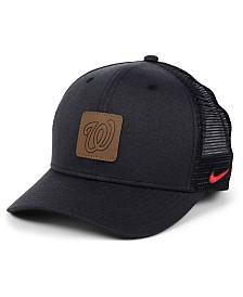 Nike Washington Nationals Patch Classic 99 Snapback Cap