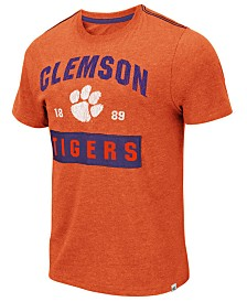 Colosseum Men's Clemson Tigers Team Patch T-Shirt