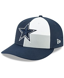 New Era Dallas Cowboys 2019 Draft Low Profile 59FIFTY Fitted Cap