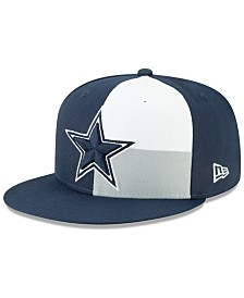 New Era Little Boys Dallas Cowboys Draft 59FIFTY Fitted Cap