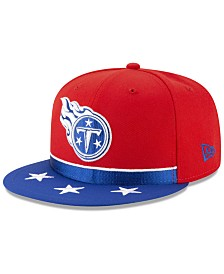New Era Tennessee Titans Draft Spotlight 9FIFTY Snapback Cap