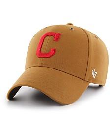 '47 Brand Cleveland Indians Carhartt MVP Cap