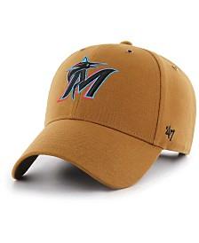 '47 Brand Miami Marlins Carhartt MVP Cap