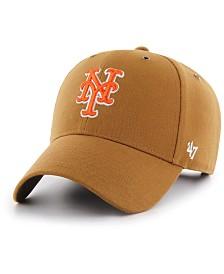 '47 Brand New York Mets Carhartt MVP Cap